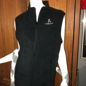 Walt Disney World Fleece Vest size S NWT